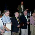 Clergy Lifetime Service Recognition (2012)