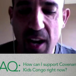 Covenant Kids Congo, powered by World Vision FAQ 18