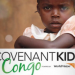 President Mboka on Covenant Kids Congo Powered by World Vision