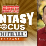 John Teter highlighted on ESPN Fantasy Focus