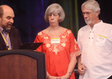 Recognition of Retiring Missionaries (2013)