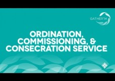 Ordination and Commissioning Service (2014)