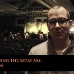 Midwinter Living Reactions, Thursday Morning