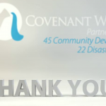 Thank You from Covenant World Relief