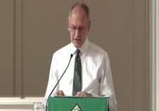 Nils W. Lund Memorial Lecture (part 2) – Paul Trebilco