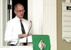 Nils W. Lund Memorial Lecture (part 1) – Paul Trebilco