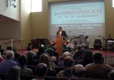 Justified Anger Town Hall Speech
