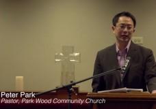 Covenant Offices Chapel | April 2 2014 | Peter Park