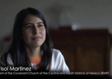 Interview with Marisol Martinez, President of the Mexico Covenant Church